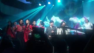03 Damai by Swara Mahardhika Guruh SP at Intimate Concert Yockie SP 17 May 2017
