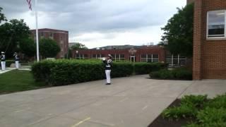 Virginia Tech Corp of Cadets - Evening Calls