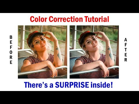 Photo Editing Tutorial #2  Color Correction | Mandip's Tutorials (New Season) thumbnail