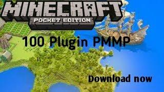 Pocketmine Plugin [VN] | 100 Plugins PMMP | PHP7 | Tutorial