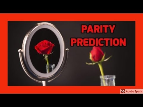 ONLINE MAGIC TRICKS TAMIL I ONLINE TAMIL MAGIC #364 I PARITY PREDICTION