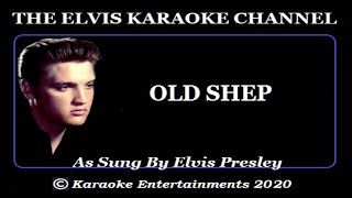 Elvis Presley Country Karaoke Old Shep