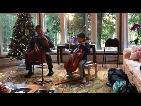 Bach Cello Suite No.1