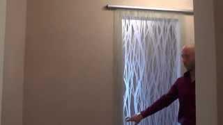 видео межкомнатные перегородки под заказ