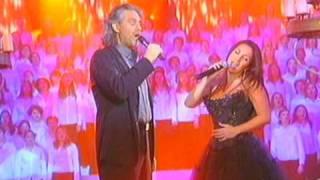 Andrea Bocelli & Helene Segara - Vivo Per Lei (Les 500 Choristes)