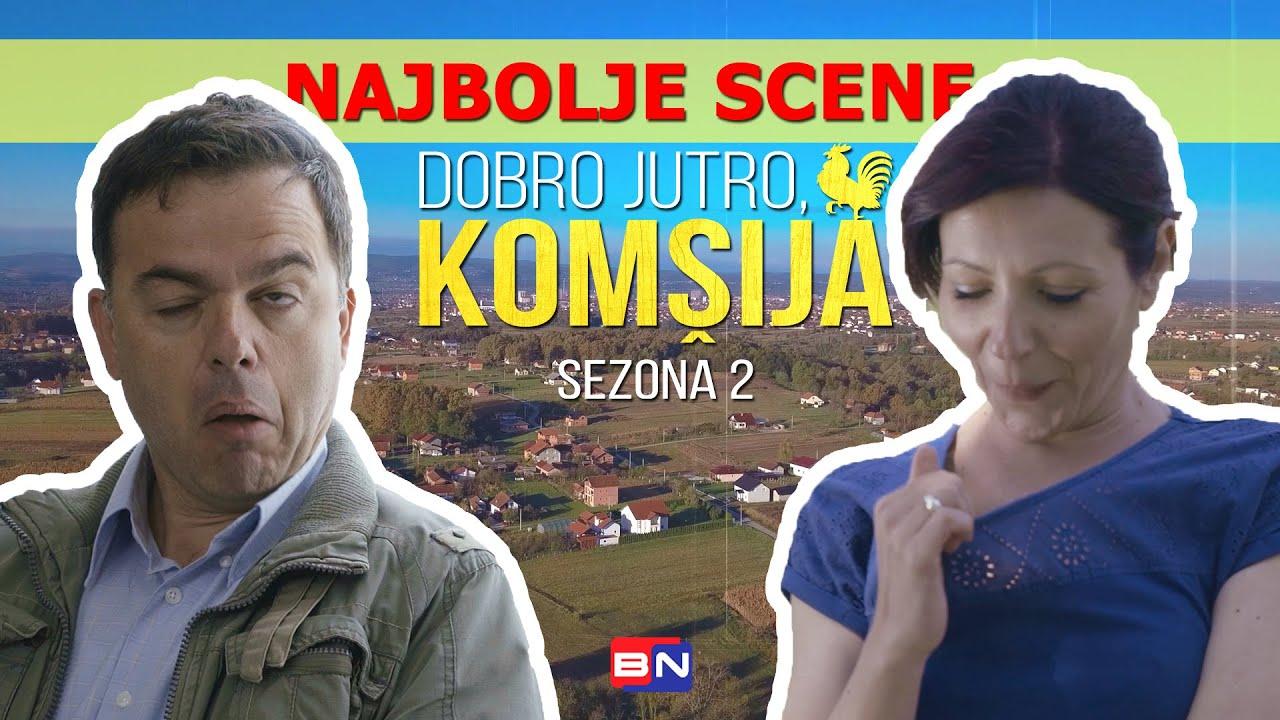 Download DOBRO JUTRO, KOMŠIJA (SEZONA 2) - NAJBOLJE SCENE - EPIZODA 16,17,18,19 i 20