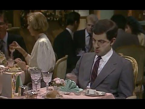 مستر بين المطعم Youtube