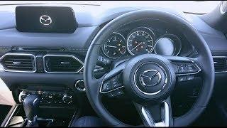 【新型CX-8 ディーゼル L package 】試乗&車両紹介!インテリア(内装編)を撮影してきた!