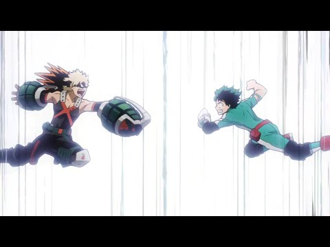 Boku No Hero Academia「AMV」- Runnin' ᴴᴰ