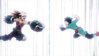 Boku no Hero Academia「AMV」- Runnin
