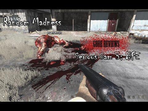 Gore reviews - Serious Sam 3: BFE