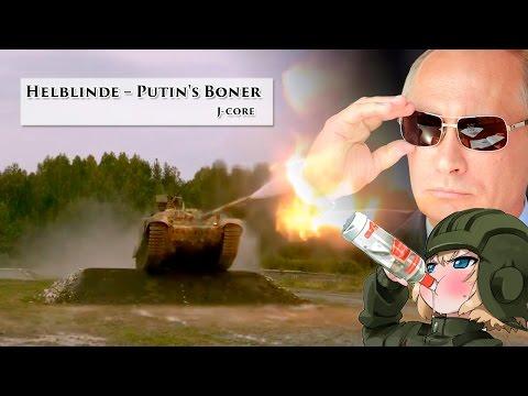 Helblinde – Putin's Boner (J-core\Hardcore)