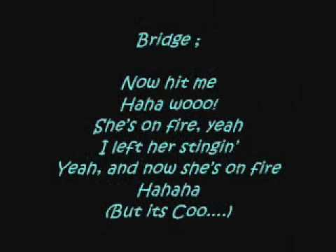 Lil Wayne On Fire Lyrics