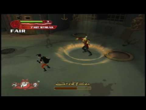 Robin vs Sin Tzu part 7 BOSS FIGHT - Batman rise of sin tzu