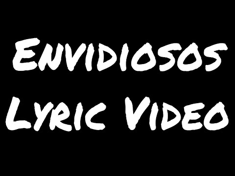 Dimelo Flow - Envidiosos ft. Farruko, Bryant Myers, Justin Quiles, Dalex, Kelmitt (Lyric Video)