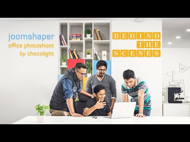 BTS  JOOMSHAPER Office Interior Photoshoot by Chocolight    2017