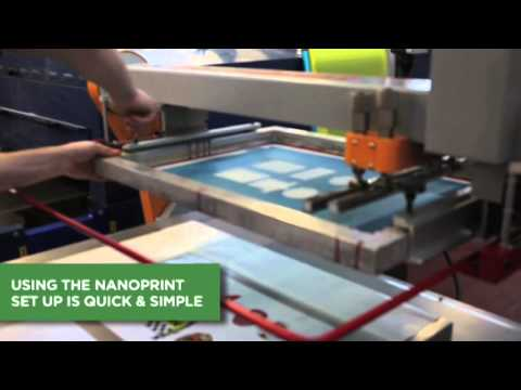 DST transfer system - The Future of Transfer Printing