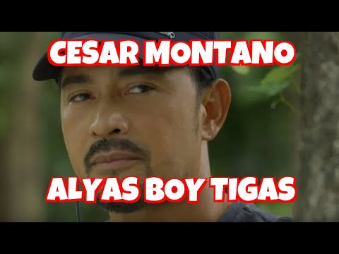 ALYAS BOY TIGAS ANG PROBINSYANONG WAIS  - FULL MOVIE  - WILLIE REVILLAME & CESAR MONTANO