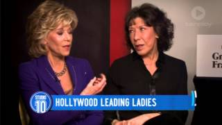 Hollywood Leading Ladies: Jane Fonda and Lily Tomlin