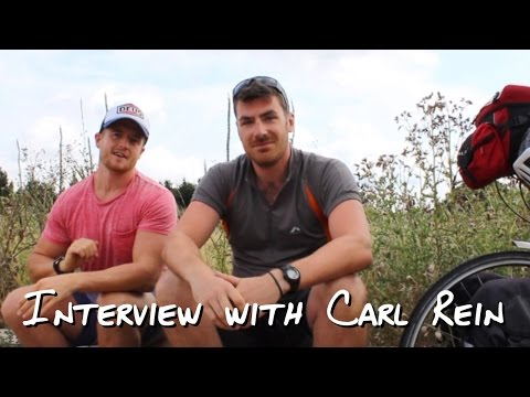 Cycling across Europe - Nutrition chat with Carl Rein