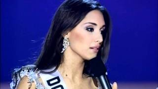Amelia Vega ( Dominican Republic ), Miss Universe 2003 - Personal Interviw & Close Up