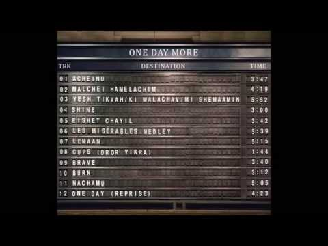 The Maccabeats - Eishet Chayil (One Day More)