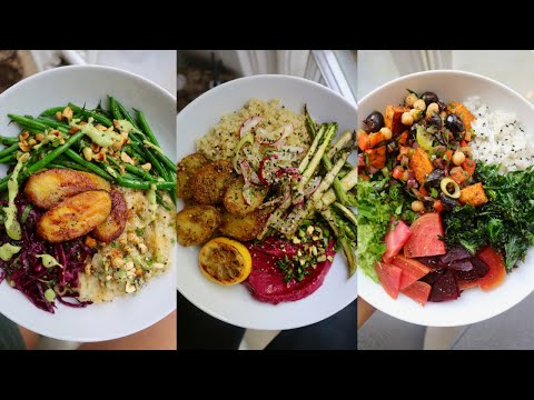 Plant-Based SPRING BUDDHA BOWLS + NEW EBOOK 🎉