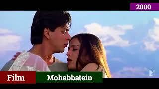 ★ Индийские видео клипы Шах Рукх Кхан Индия Клипы   1992   2017