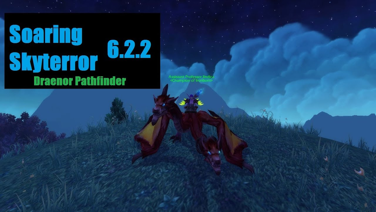 World of warcraft: legion + patch 6. 2. 2 | new mounts and pets.