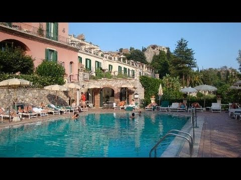 Grand hotel timeo sicily italy unravel travel tv youtube for Grand hotel siracusa