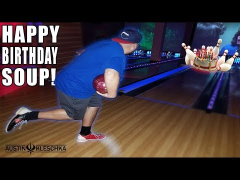 SOUP'S BOWLING BIRTHDAY PARTY! | Kleschka Vlogs