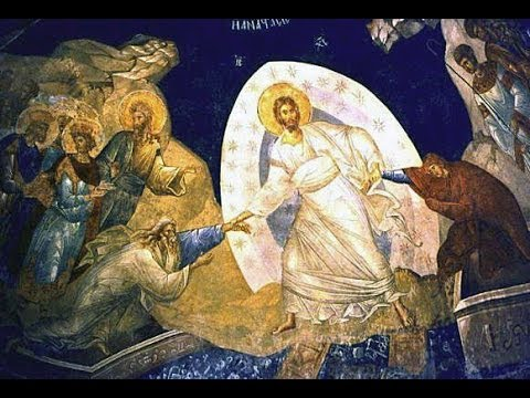 Christ is Risen! Indeed He is Risen! Orthodox Holy Paschal Hymn and Gospel Reading