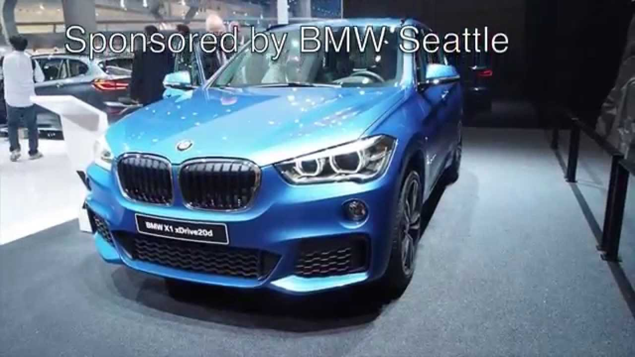 2016 bmw x1 m sport package - youtube