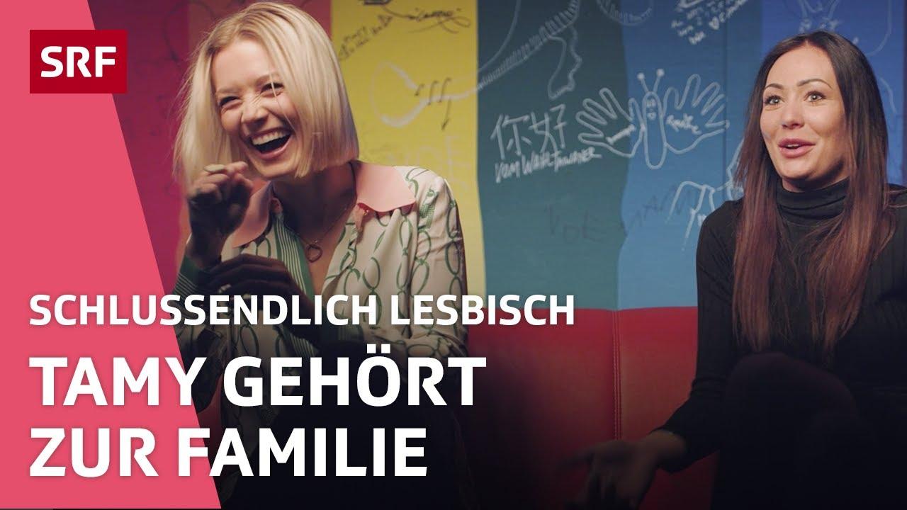 Dominique Rinderknecht über ihr Coming-out | Schlussendlich lesbisch | SRF Virus