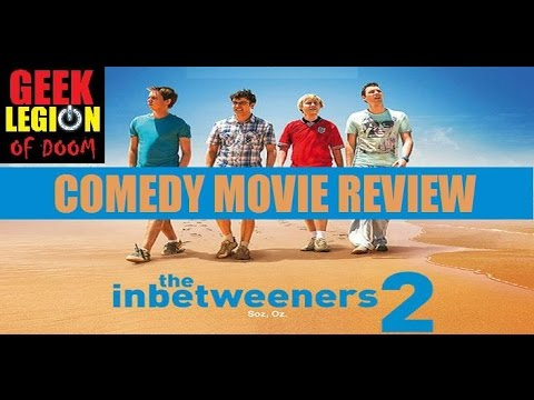 THE INBETWEENERS 2  ( 2014 ) Comedy Movie Review