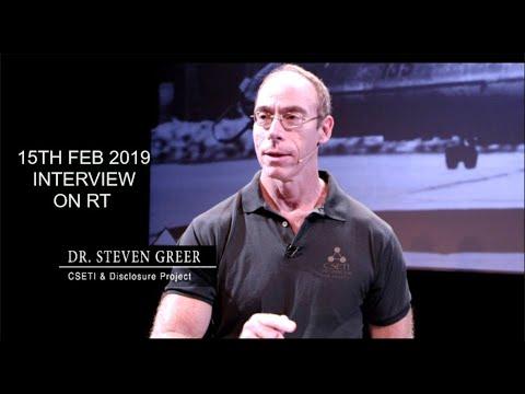 DR STEVEN GREER ~ 15th FEB 2019 ~ RT INTERVIEW FULL