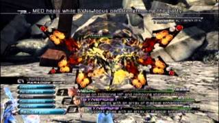Final Fantasy XIII Playthrough - Part 234, Mark 64: Vercingetorix, Take 1