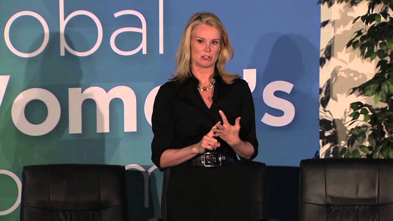 2015 global women 39 s forum part 5 features bbc world news america anchor katty kay youtube. Black Bedroom Furniture Sets. Home Design Ideas