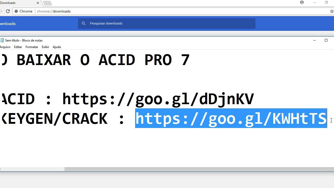 Acid pro 7.