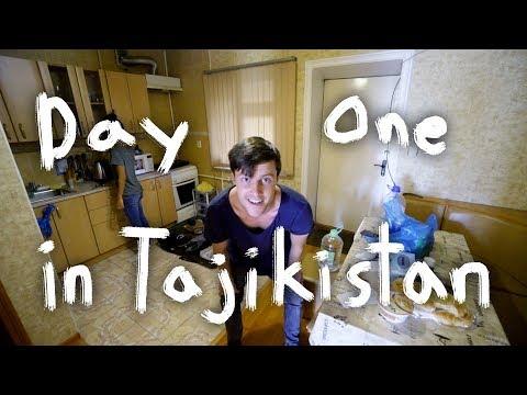 1st Day back in Tajikistan
