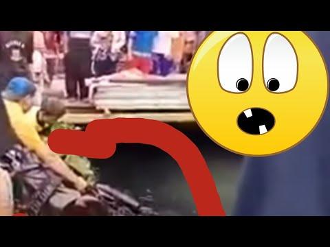 VIRAL!! ANAK KECIL DI SIDOARJO MANCING MALAH DAPAT YAMAHA R15