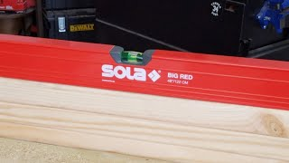Sola Has The Best Box Beam Levels