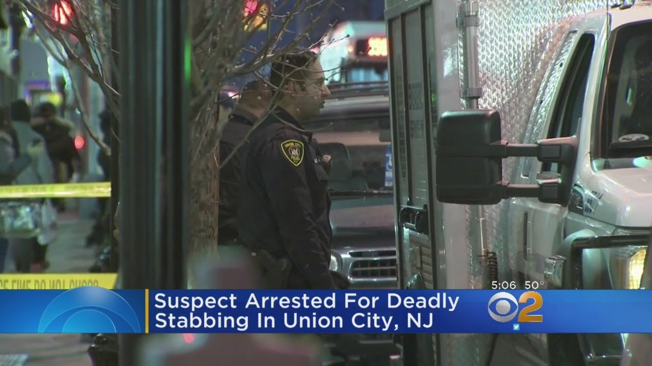 Police: Suspect Arrested In Deadly Union City Stabbing