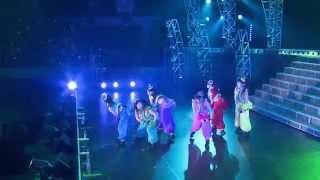 チームしゃちほこ 「愛の地球祭り」はレコーディング音源だとぼちぼちで...