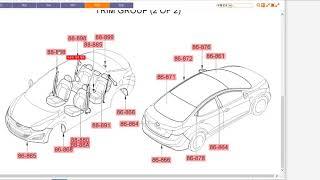 현대자동차 순정부품을 찾고, 구매하고 - WPC