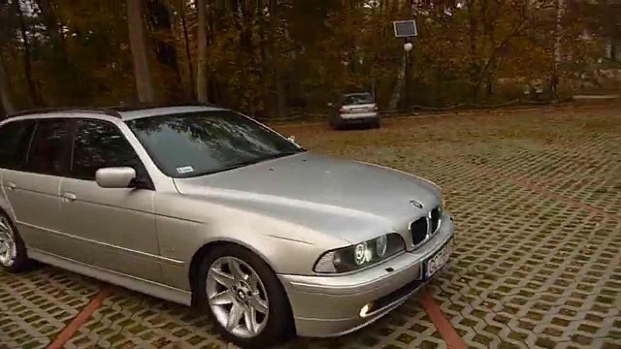 bmw 530d e39 touring youtube. Black Bedroom Furniture Sets. Home Design Ideas