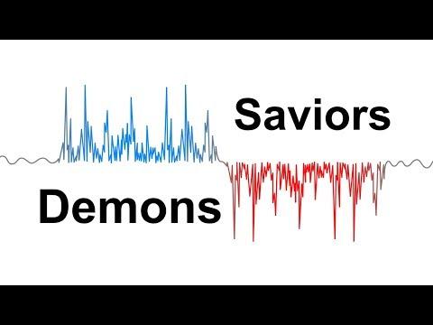 Saviors & Demons = Tidal Waves