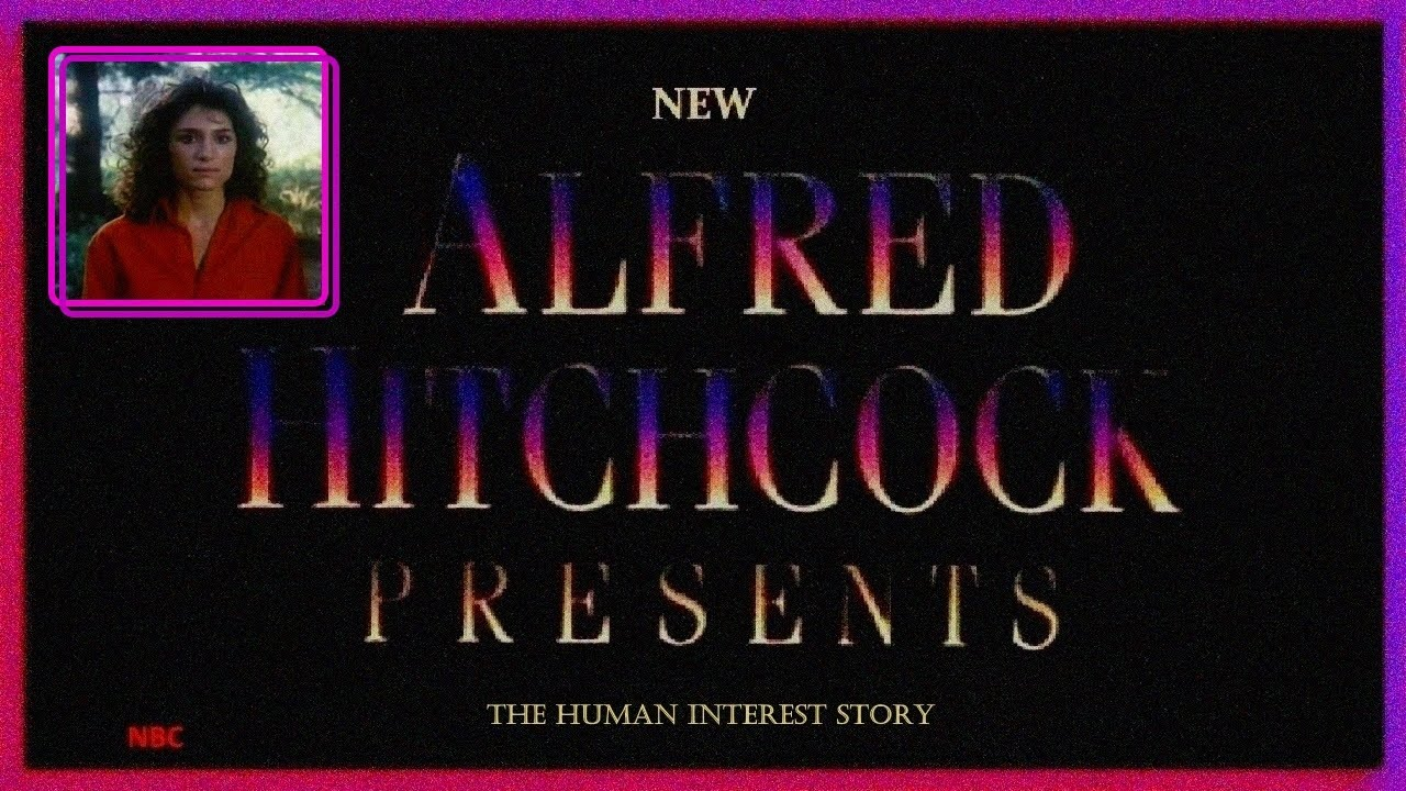 Download New Alfred Hitchcock Presents The Human Interest Story (1985). Deceptive Alien Invasion Sci-Fi.
