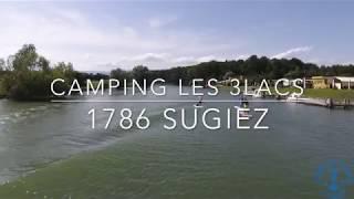 Camping des 3 lacs