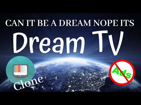 How to get and use Dream TV ( Identical Terrarium TV clone)